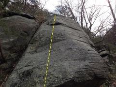 Rock Climbing Photo: Last Patrol