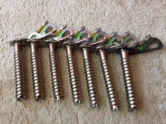 BD ice screws