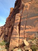 Rock Climbing Photo: All Apologies Pillar (left) and Sorry Charlie (rig...