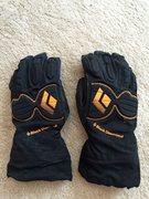 Black BD Gloves