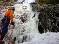 Rock Climbing Photo: penalty slack