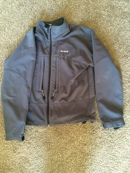 $25- Mens Cloudveil Jacket size L