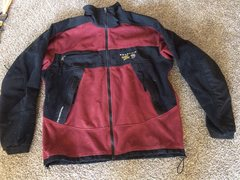 $30 Mens Mountain Hardware Windstopper Tech Jacket, size L