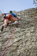 Rock Climbing Photo: Calatrava, 5.10a