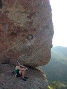 Rock Climbing Photo: Heirloom 5.9R