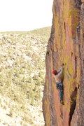 Rock Climbing Photo: loving the exposure