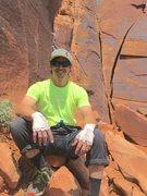 Rock Climbing Photo: indian creek - april 2015