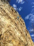 Rock Climbing Photo: Nate Ericksson climbing Jump to Something Good on ...