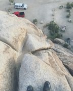 Indian Cove Campground, Joshua Tree National Park