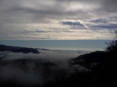 Rock Climbing Photo: Overcast