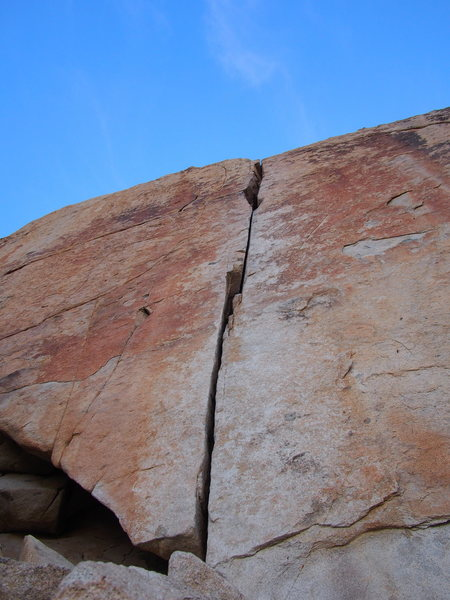 Rock Climbing Photo: Looking up