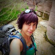Rock Climbing Photo: Parunuweap Canyon