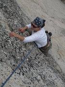 Rock Climbing Photo: Nice California granite.