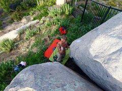 Rock Climbing Photo: Ready to fire this rig!!! :)