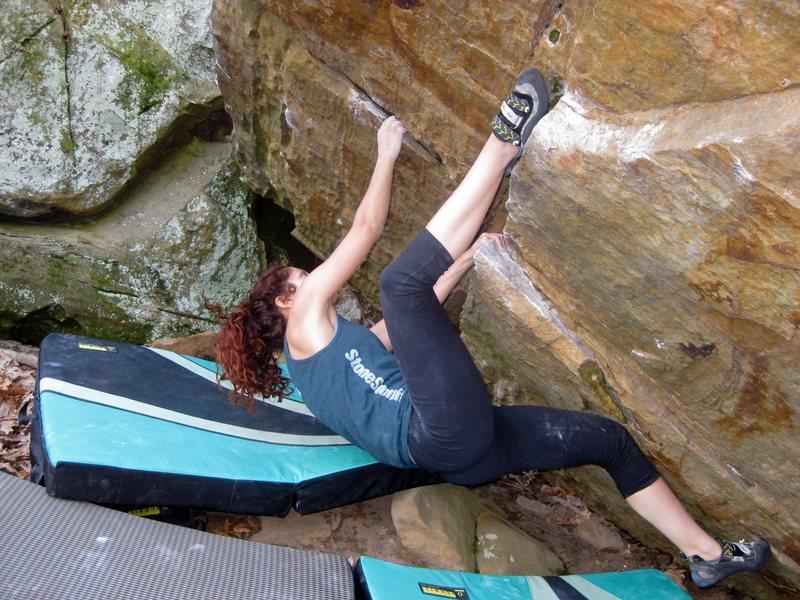 Rock Climbing Photo: 2013