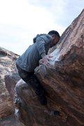 Rock Climbing Photo: Michael 2016