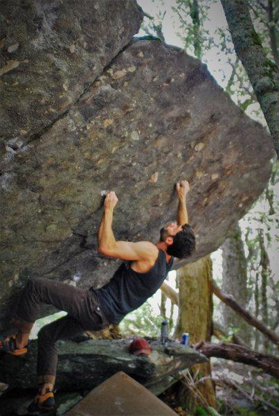 Rock Climbing Photo: Mint Julep
