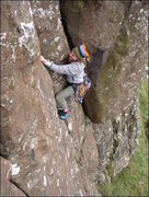 Rock Climbing Photo: Fairhead - Northern Ireland