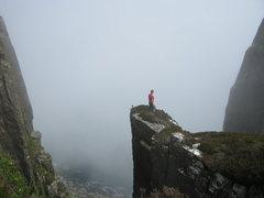 Rock Climbing Photo: Fairhead - Northern Ireland