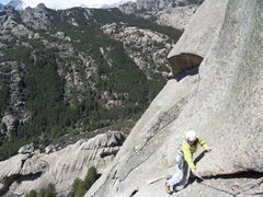 Rock Climbing Photo: La Pedriza - Spain