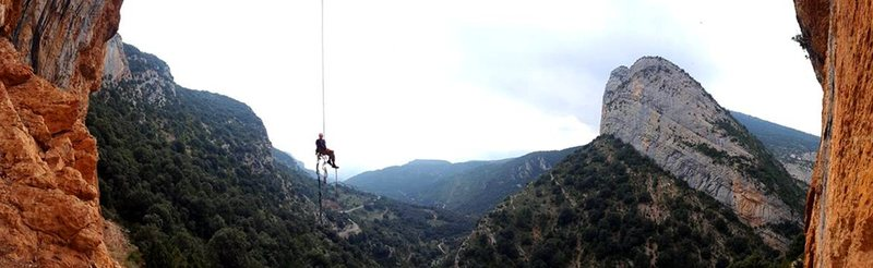 Rock Climbing Photo: Vilanova De Meia - Spain