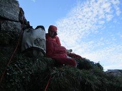 Rock Climbing Photo: Uummannaq - Greenland