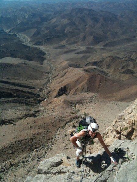 Jebel Misht - Oman