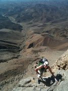 Rock Climbing Photo: Jebel Misht - Oman