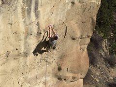 Rock Climbing Photo: BS