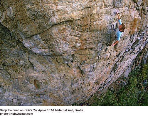 Rock Climbing Photo: Skaha Bluffs Penticton BC Canada