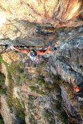 "Rock Climbing Photo: Dono on ""Nimbus"""