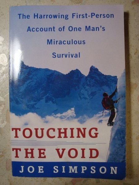 Touching The Void.