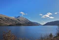 Rock Climbing Photo: Helvellyn above Thirlmere Lake .