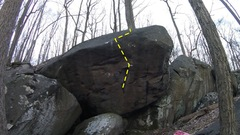 Rock Climbing Photo: Observable Differences