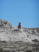Rock Climbing Photo: Un-climbed Prayer Flag Tower