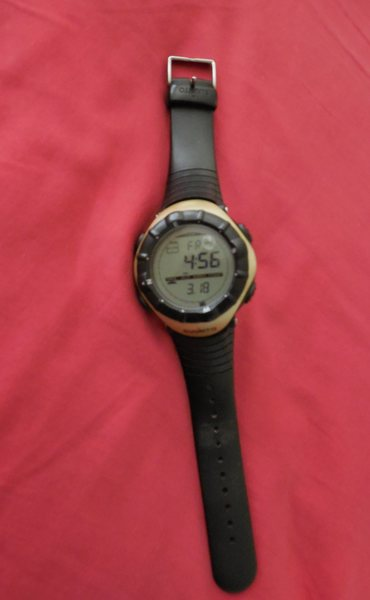 Suunto Vector Watch    Like new. New Battery. <br> $100.00