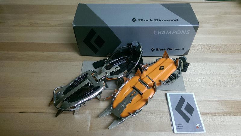 Black Diamond Serac Pro Crampons