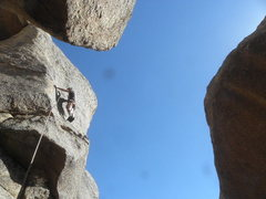 Rock Climbing Photo: L.M.