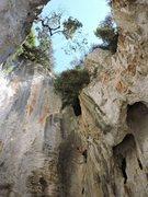 Rock Climbing Photo: Finale