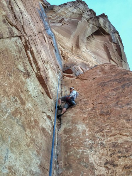 Rock Climbing Photo: Wall St
