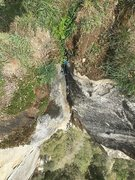Rock Climbing Photo: Mainly want to show the top out. Just some dirt an...