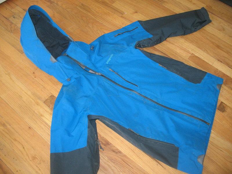 Pat jacket