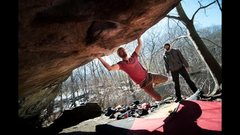 Rock Climbing Photo: Who needs Hueco