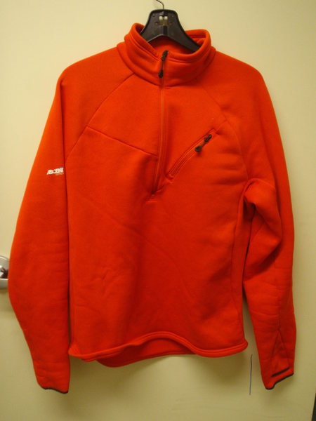 Power stretch pullover