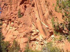 Rock Climbing Photo: The Hell Sloper!