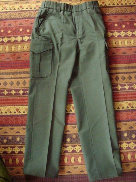 Cargo/Field Pants.