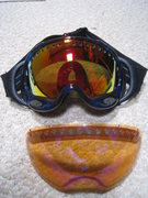 Rock Climbing Photo: Goggle Lenses