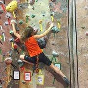 Rock Climbing Photo: PRG Midnight Burn