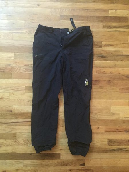MH soft shell pant