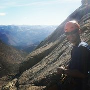 Rock Climbing Photo: Greyrock summit